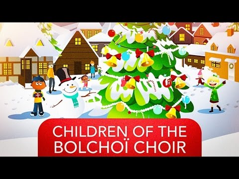 Children of the Bolchoï Choir Sing Christmas - Orthodox Christmas Music and Songs (Compilation)