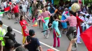 Carnaval International de Victoria, 2016