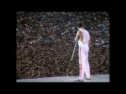 Queen - Another One Bites The Dust (Live at Wembley '86)