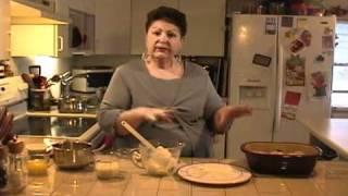 Savory Garlic Fish Florentine.wmv