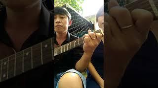 Yêu Em Trong Cả Giấc Mơ cover guitar chơi đừng ném đá