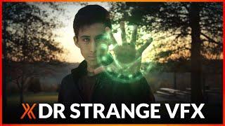 doctor strange vfx shield vortex tutorial