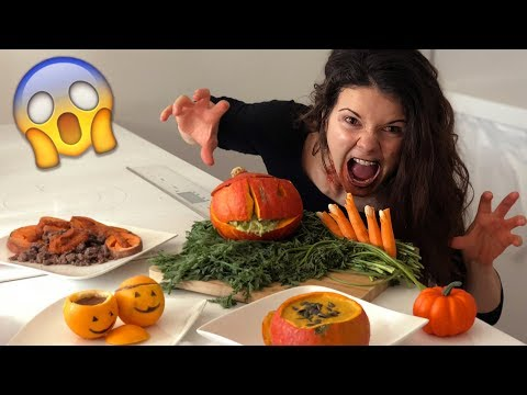 HALLOWEEN : MES RECETTES EFFRAYANTES !