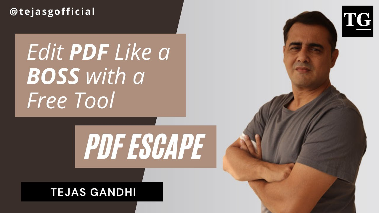How To Use Pdfescape  A Free Too To Edit Pdf Documents