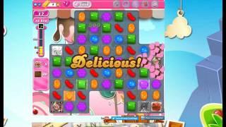 Candy Crush Saga Level 1614 No Booster 3 Stars