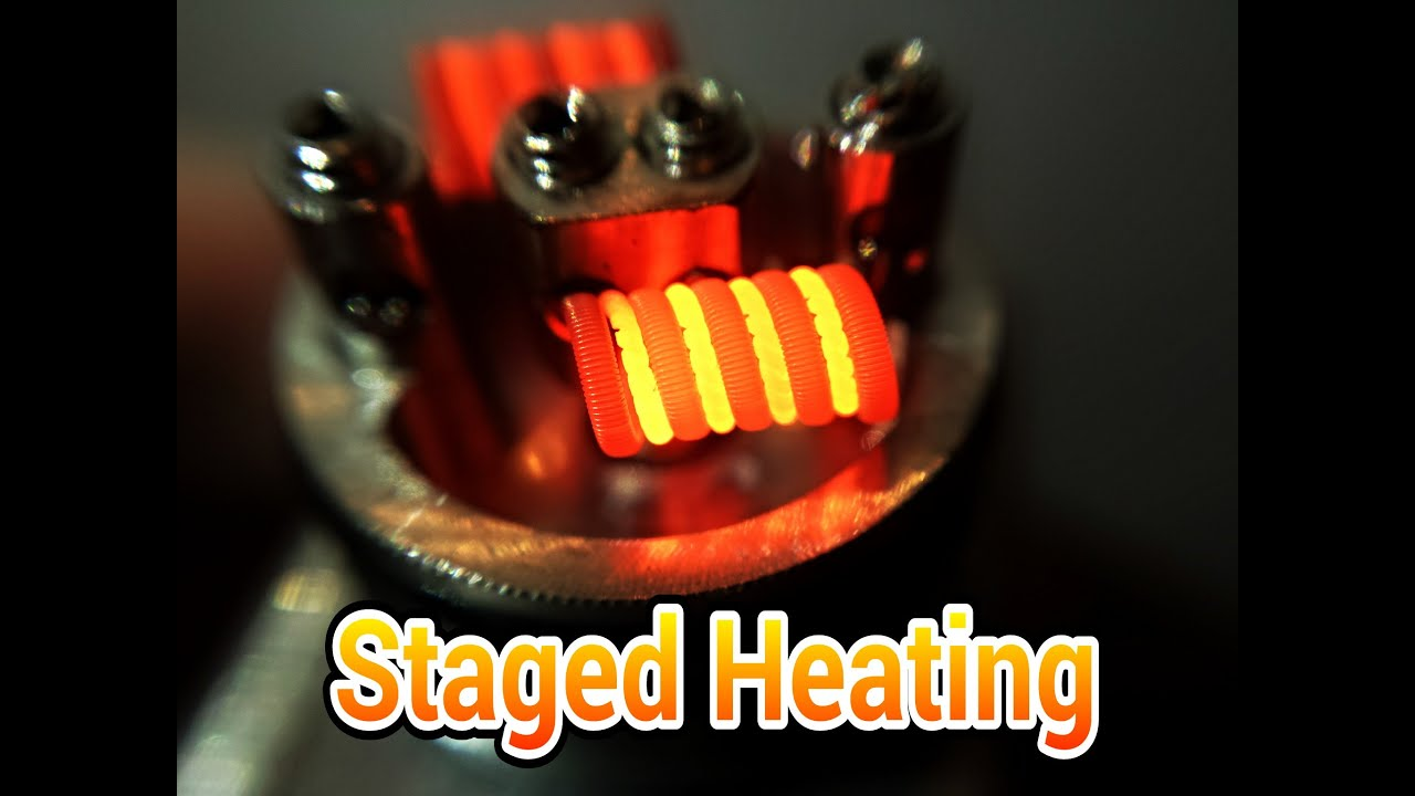 Staged Heating Coil Youtube