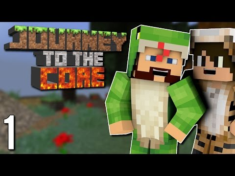 Minecraft Journey To The Core - THE TWO DOCTORS RETURN! [1]