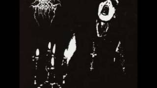 Darkthrone - Over Fjell Og Gjennom Torner (lyrics)