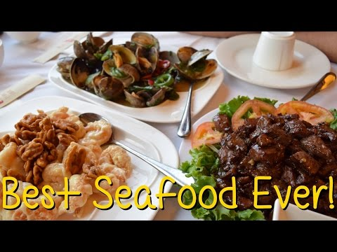 The Best Seafood Ever!