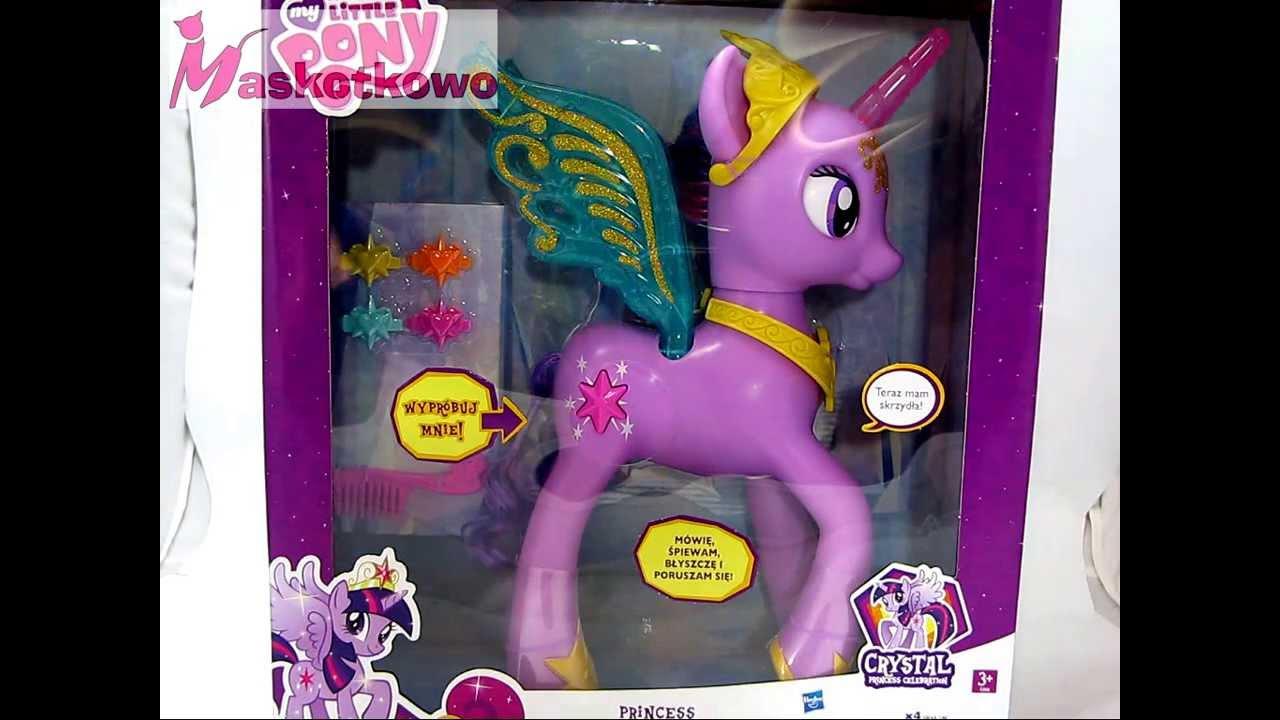 My Little Pony Dua Ruchoma TWILIGHT SPARKLE Po Polsku