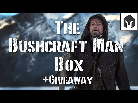The Bushcraft Man Box!  BattlBox Mission 22 unboxing - Survival Know How