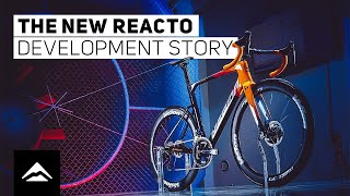 The new REACTO - the development story | from drawing, via testing to race ready aero machine