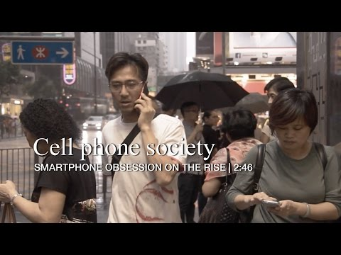 Cell phone society