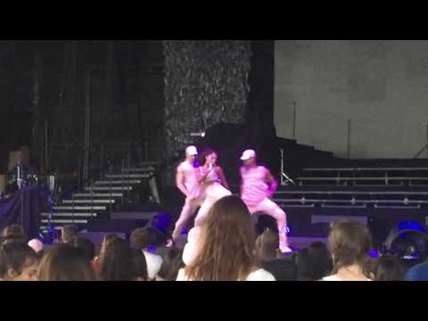 "Victoria Monet- ""Be Alright"" /""Let Me Love You"" (727 World Tour 8/26/16)"