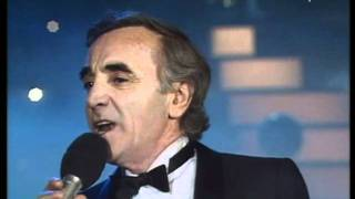 Charles Aznavour - So lieb ich dich & Embrasse-moi