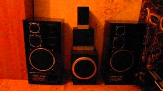 Моя домашняя аудио система!!!