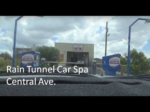Full Service Car Wash Review Rain Tunnel Car Spa And Flex Central