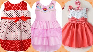 Top trending baby frock comfortable stylish design baby frock