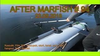 After Marfish # 94  Koszulki, Film 360, Szczupak, okoń, karaś, sum, kleń hangout, Team Marfish - Na żywo