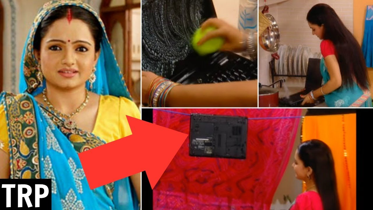 Top 5 Most Absurd Moments On Indian Television Serials Shows