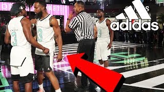 WE GOT EXPOSED?! 2 VS 2 KICKGENIUS BASKETBALL TOURNAMENT!