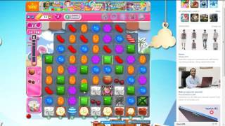 Candy Crush Saga Level 1639 Highest Score in 2 Minutes
