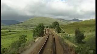 Cabride in Scotland - Crianlarich to FortWilliam