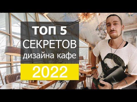 Дизайн кафе 2020