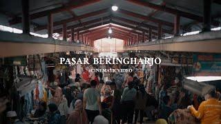 PASAR BERINGHARJO YOGYAKARTA   STREET CINEMATIC VIDEO