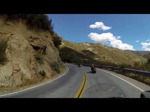 HWY 190 (Porterville, CA to Kernville, CA)