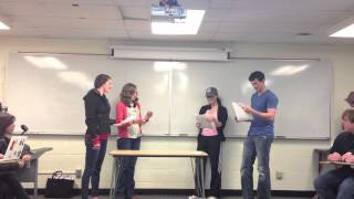 English Linguistics Skit video