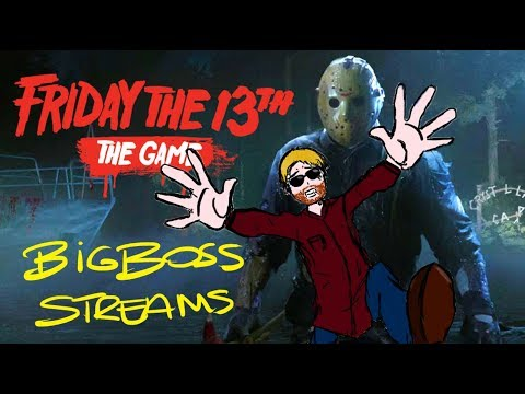 ❗ Jarvis House DLC Update 1.14 with BlueShadow  | Friday the 13th PS4 LIve with BigBoss