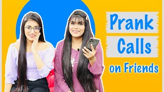 *PRANK CALLING* Our Friends Ft.Samreen Ali | Mahjabeen Ali