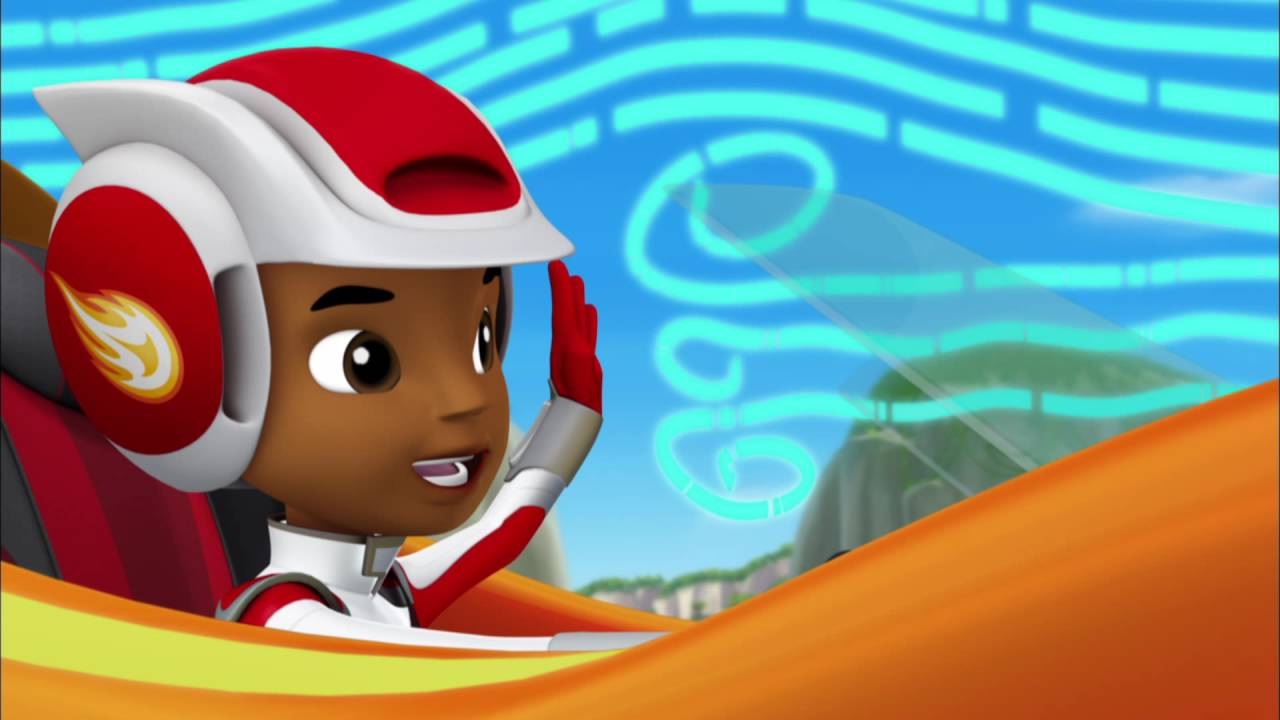 Blaze And The Monster Machines Race Car Superstar