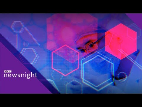 Why is a leading UK medical journal standing by false data? - BBC Newsnight