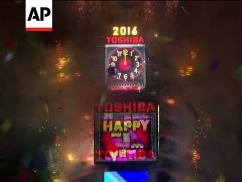AP Looks Back at the Top Stories of 2016