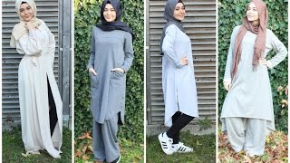 Comfy & Cosy Modest Hijab Outfits Feat. JENNAH BOUTIQUE | Muslim Queens By Mona