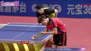 [20180203] Live TV | MA Long vs ZHU Cheng | MT-R16M2 | 2017 China Super League | Full Match