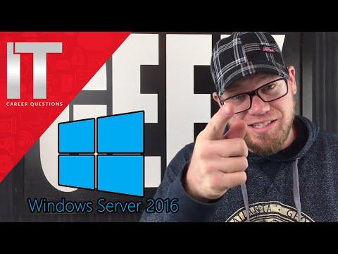 How to Install Server 2016 in Virtual Box - Virtual Machine Windows Server 2016