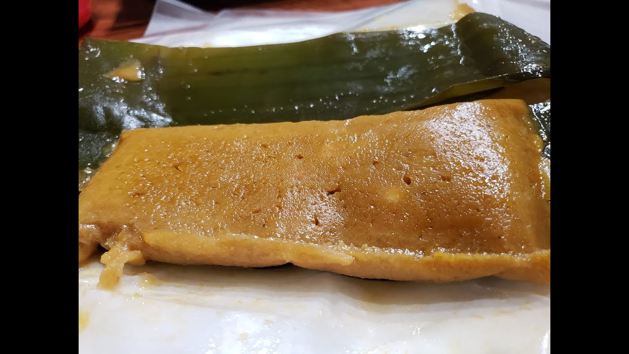 How To Make Puerto Rican Pasteles Step By Step Youtube
