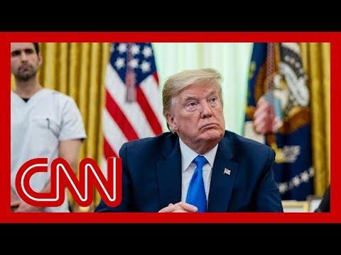 Valet To President Trump Tests Positive For Coronavirus