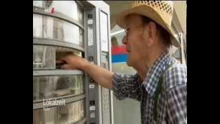 Lokalzeit Ruhr Würstchen aus dem Automaten