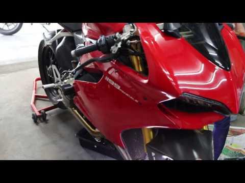 ซ่อมบำรุง Ducati 1199s Panigale