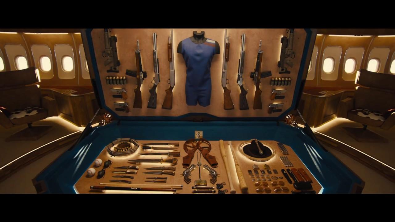 Kingsman: Golden Circle | Officiel trailer #1 | Danmark