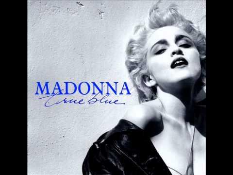 Madonna True Blue 80's HQ - YouTube