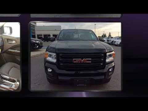 2018 Gmc Canyon Sle Navi Sunroof Bluetooth Rear Cam Youtube