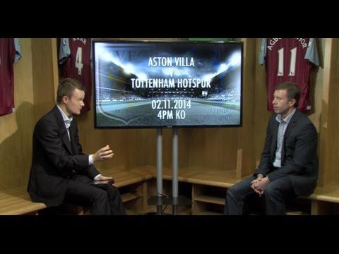 Villa v Spurs: Pre-match preview show