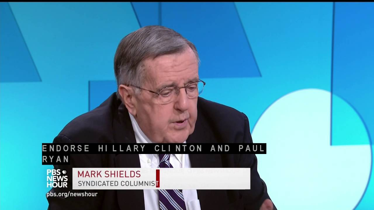 Shields and Gerson on the Obama transgender decree, Trump's campaign