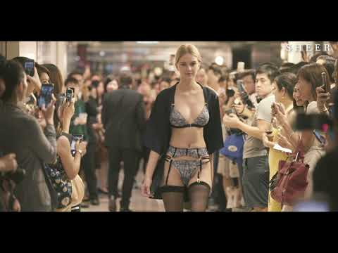 SHEER 'Modern Muse' Lingerie Fashion Show 2019. http://bit.ly/2MFPP4N