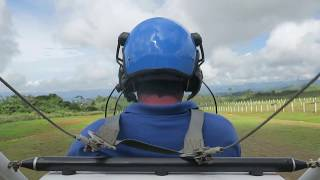 Costa Rican Ultralight Airplane Excursion